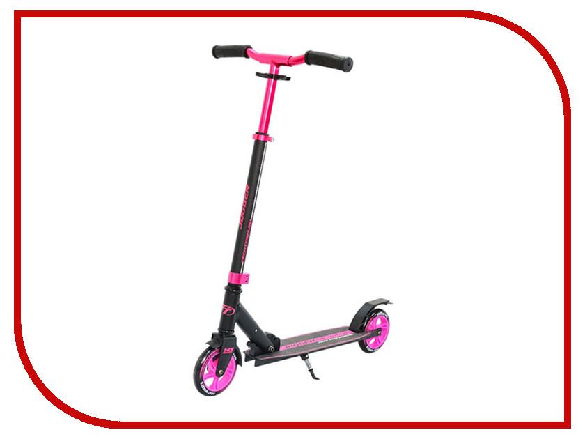 Самокат Tech Team 145 Jogger Black-Pink
