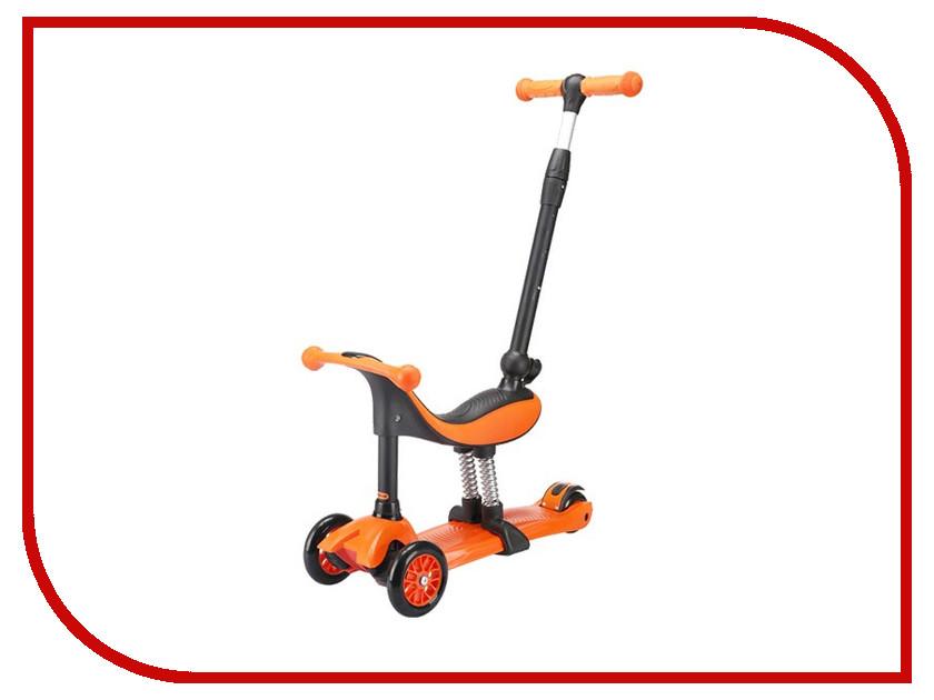 Самокат Tech Team Genius Orange<br>