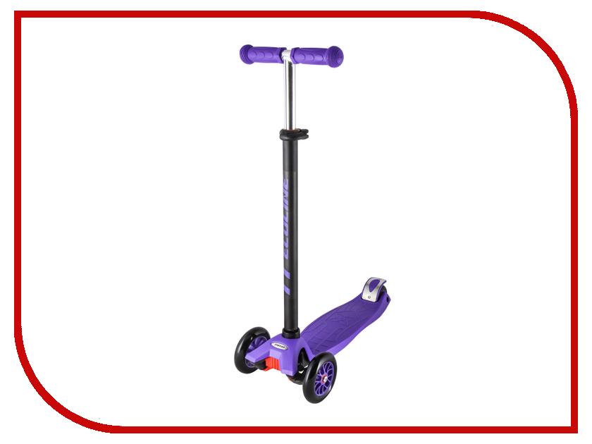 Самокат Tech Team Ecoline Maxi Purple