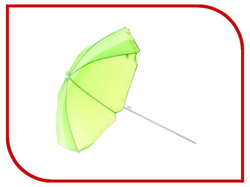 Пляжный зонт Onlitop Классика 119128 коврик onlitop blue 134199