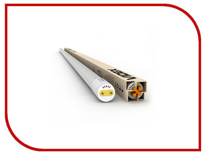 Лампочка Videx T8B 24W 1.5M 6200K VL-T8-24156 зарядное устройство videx