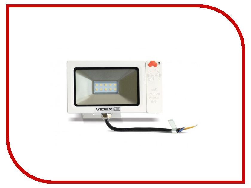 Лампа Videx Slim Sensor 10W 5000K 220V White VL-FS105W-S