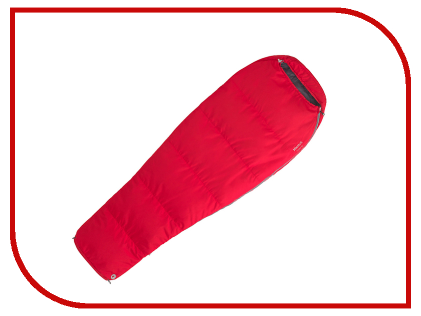 Спальник Marmot NanoWave 45 LZ Team Red 21460-6278-LZ