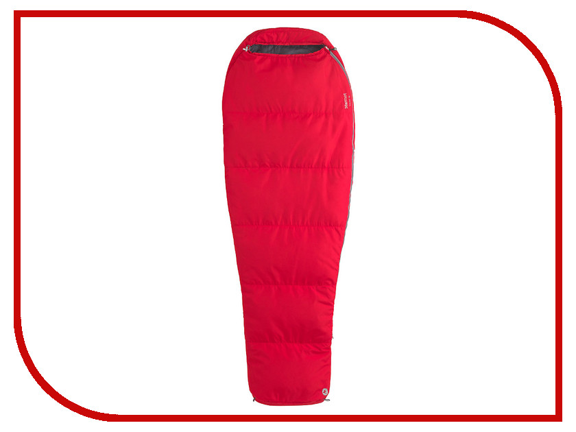 Спальник Marmot NanoWave 45 Long LZ Team Red 21480-6278-LZ
