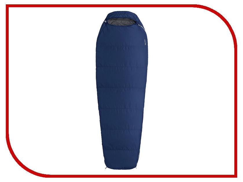 Cпальный мешок Marmot NanoWave 50 Semi Rec LZ Deep Blue 21960-2134-LZ