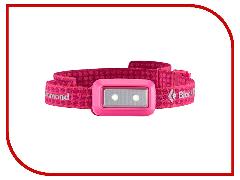 Фонарь Black Diamond Wiz Headlamp Coral Pink BD620624CRPKALL1 black diamond палки телескопические black diamond ergo cork