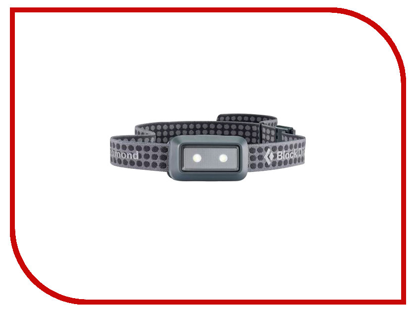 Фонарь Black Diamond Wiz Headlamp Graphite BD620624GRPHALL1 black diamond палки телескопические black diamond ergo cork