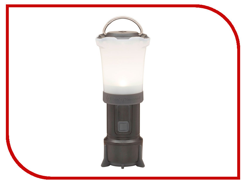Фонарь Black Diamond Orbit Lantern Matte Black BD620710MTBKALL1 black diamond палки телескопические black diamond ergo cork