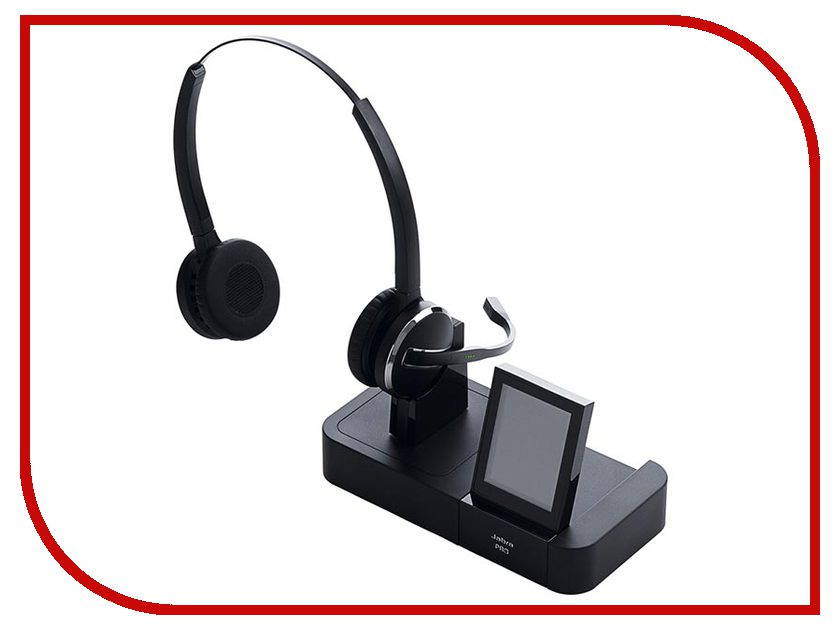 Jabra PRO 9460 Duo 9460-29-707-101 bluetooth гарнитура jabra motion uc ms 6630 900 301 серый 6630 900 301