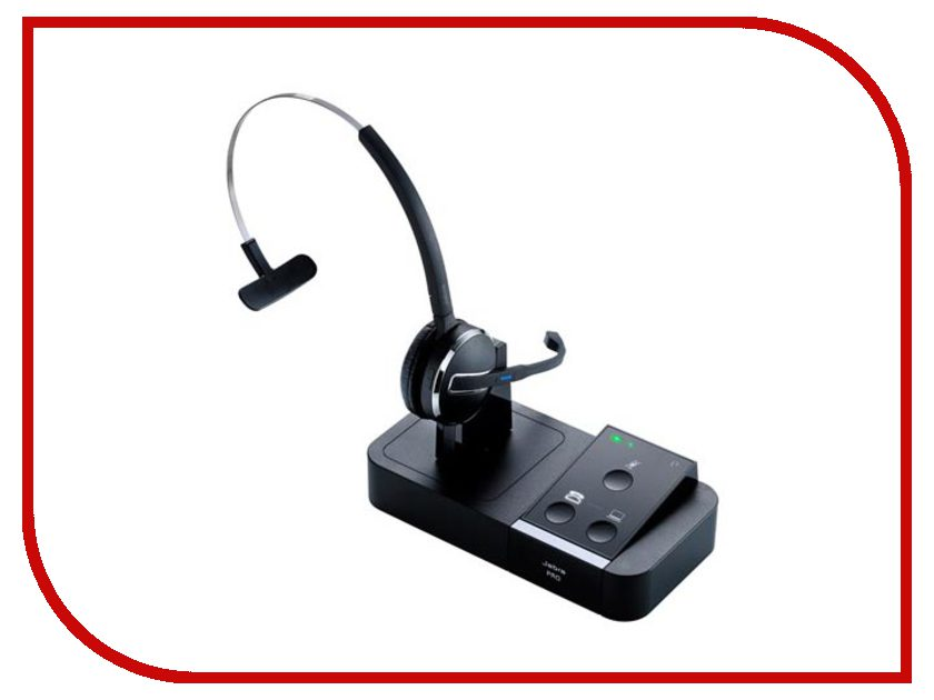 Jabra PRO 9450 Mono 9450-25-507-101 bluetooth гарнитура jabra motion uc ms 6630 900 301 серый 6630 900 301