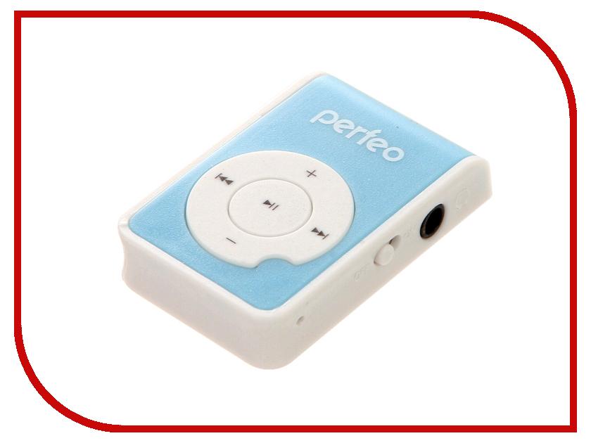 Плеер Perfeo Music Clip Ride VI-M020 Blue