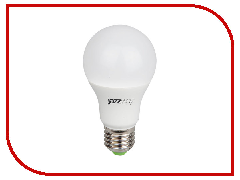 Светодиодная фитолампа Jazzway PPG A60 Agro 9W IP20 agro meteorology and climatology