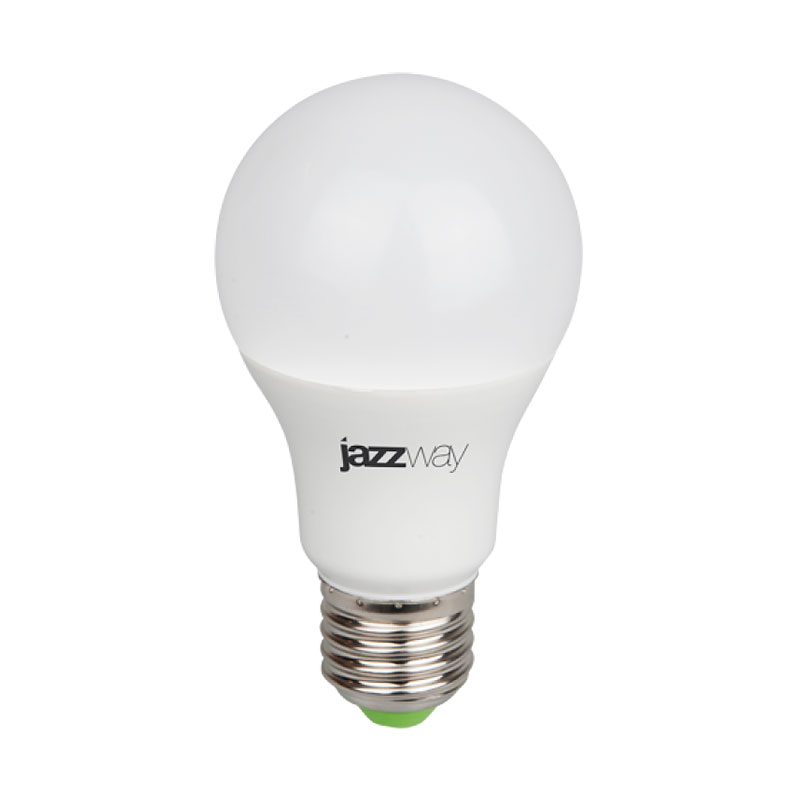 цены на Светодиодная фитолампа Jazzway PPG A60 Agro 9W IP20  в интернет-магазинах