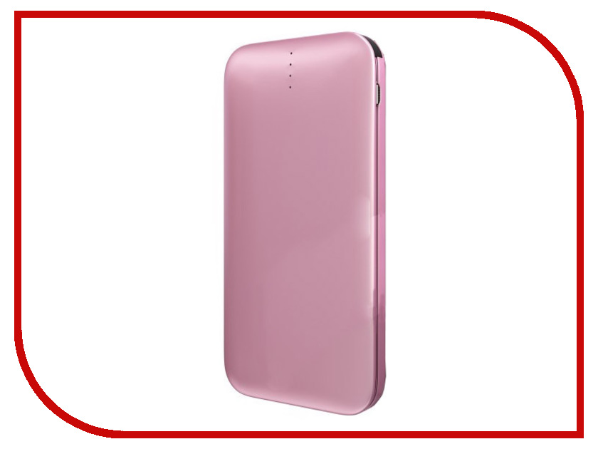 Аккумулятор Red Line B8000 8000mAh Rose Gold УТ000010567