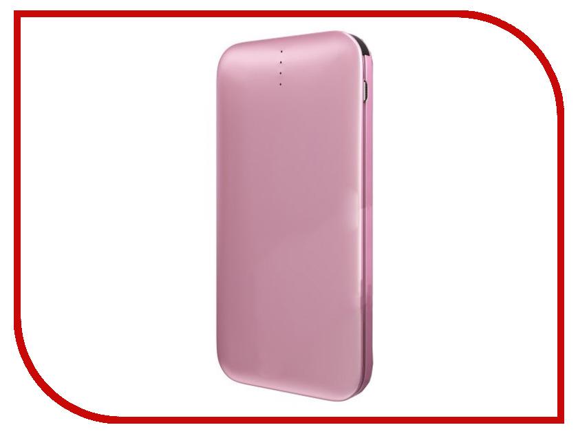 Аккумулятор Red Line B6000 6000mAh Rose Gold red line b6000 pink gold внешний аккумулятор 6 000 mah