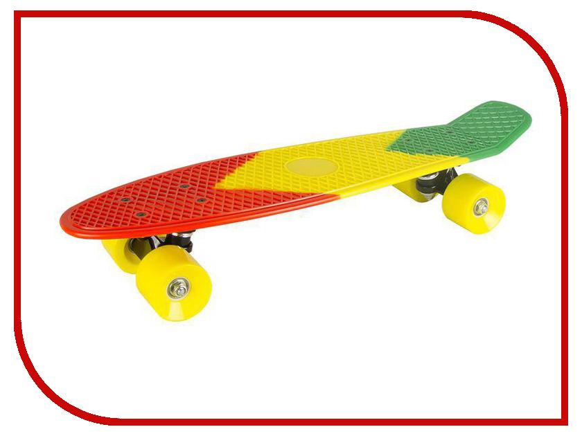 Скейт Maxcity MC Plastic Board Small Color<br>