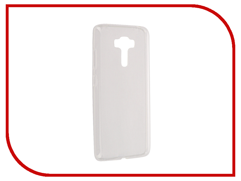 Аксессуар Чехол ASUS ZenFone 3 Laser 5.5 ZC551KL Cojess Silicone TPU 0.3mm / 0.5mm Transparent глянцевый аксессуар чехол samsung galaxy a3 2017 cojess tpu 0 3mm transparent