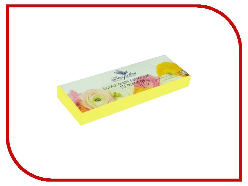 Домашний шугаринг Dona Jerdona Бумага для депиляции в полосках Yellow 50 штук 101369 домашний шугаринг dona jerdona шпатель одноразовый деревянный 101805