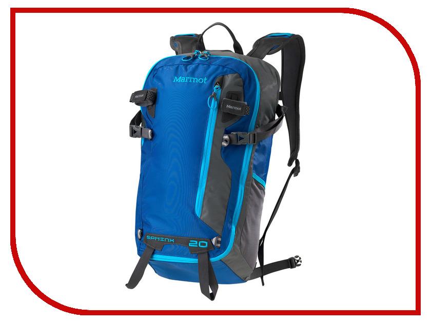 Рюкзак Marmot Sphinx 20 Blue Sapphire-Slate Grey 25050-2789-ONE цены