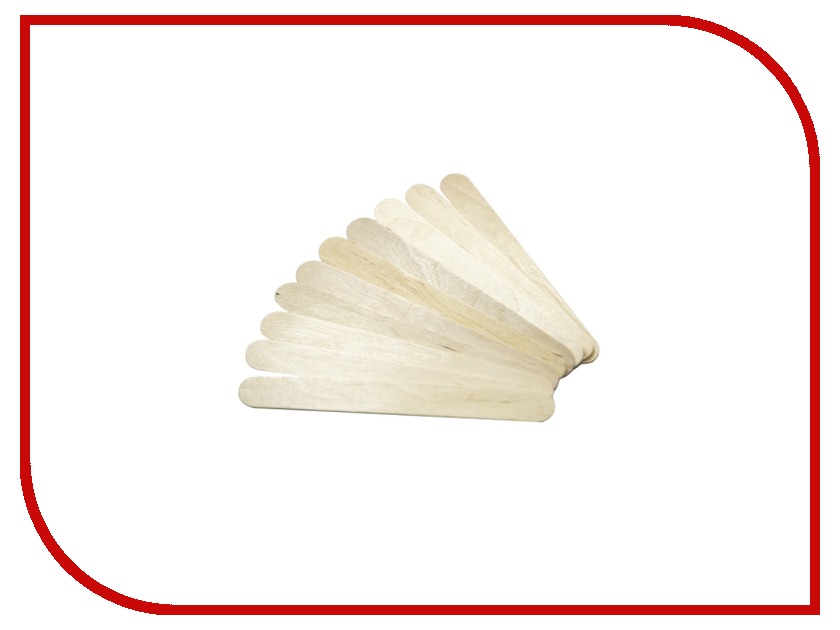 Домашний шугаринг Dona Jerdona Шпатель одноразовый деревянный 101805 vs 305 dona jerdona