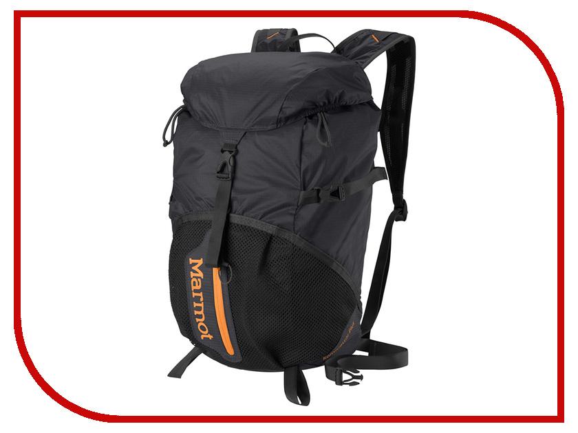 Рюкзак Marmot Kompressor Plus Black 25310-001-ONE