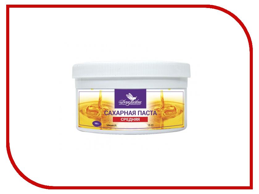 Домашний шугаринг Dona Jerdona Сахарная паста средняя 600гр 101705