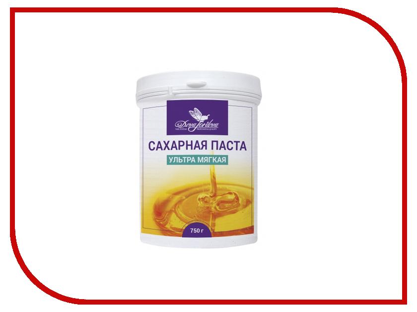 Домашний шугаринг Dona Jerdona Сахарная паста ультра мягкая 750гр 101701