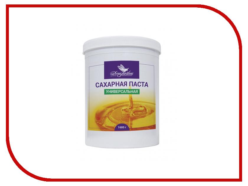 Домашний шугаринг Dona Jerdona Сахарная паста универсальная 1600гр 101709