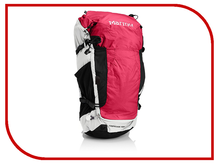 Рюкзак Marmot Kompressor Verve 26 Team Red-Glacier Grey 26010-6355-ONE