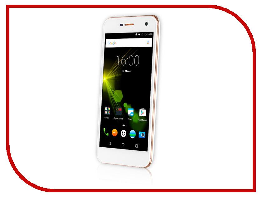 Сотовый телефон Wileyfox Spark+ White