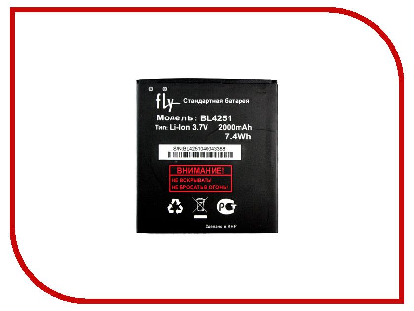Аксессуар Аккумулятор Fly IQ450 Horizon BL4251 Partner 2000mAh ПР034063