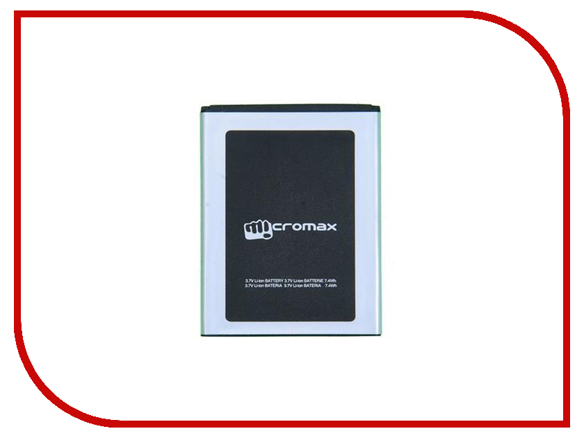 Аксессуар Аккумулятор Micromax A114 Partner 2100mAh ПР034392 partner аккумулятор для explay fly micromax blu 1800 мач