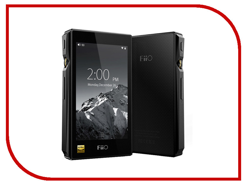 Плеер Fiio X5 III Black fiio x5 2nd gen gold