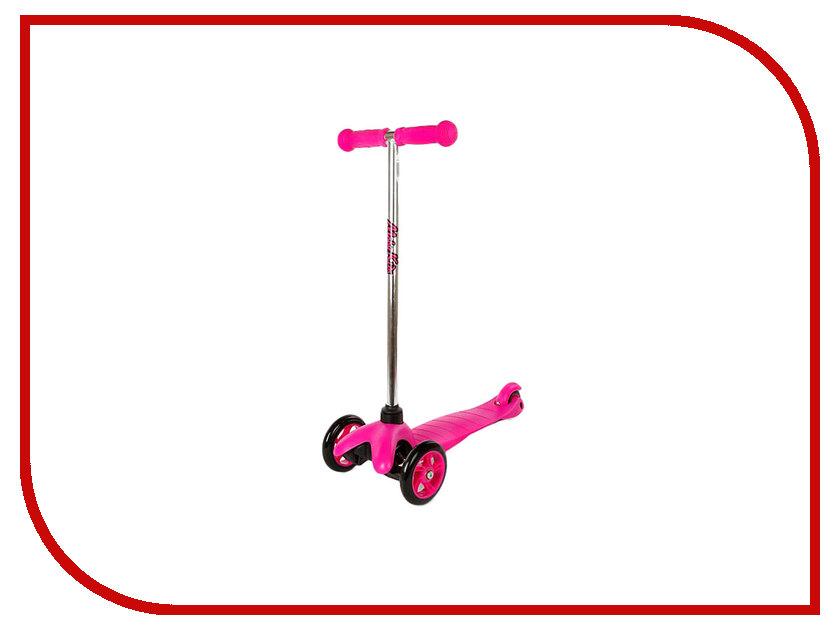 Самокат Moby Kids 64968 Pink