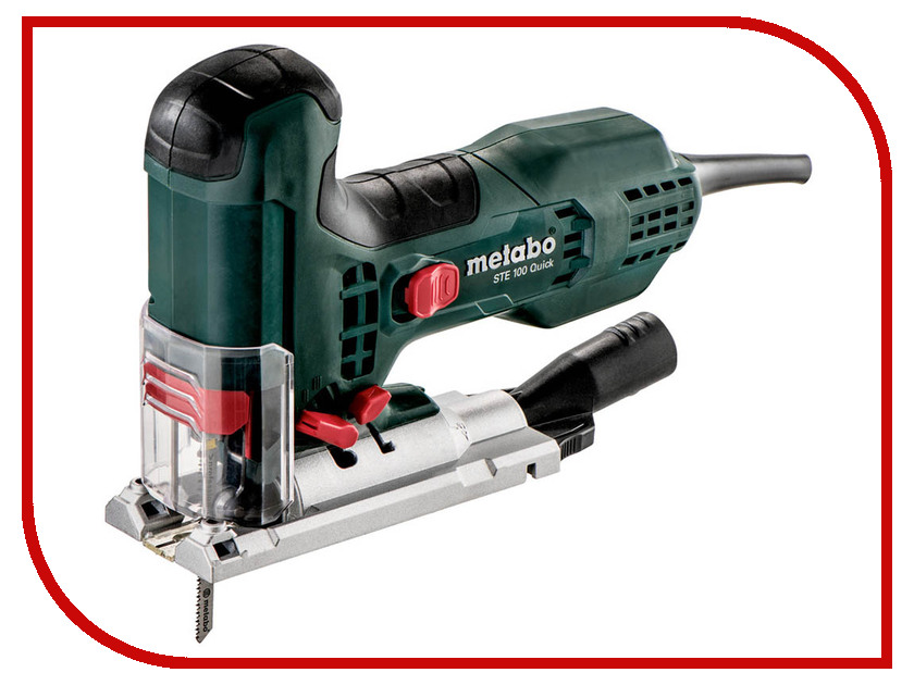 Лобзик Metabo STE 100 Quick Case 601100500