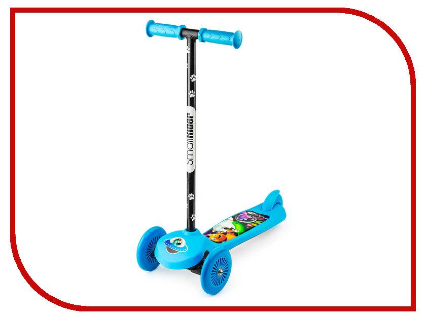 Самокат Small Rider Cosmic Zoo Scooter Blue