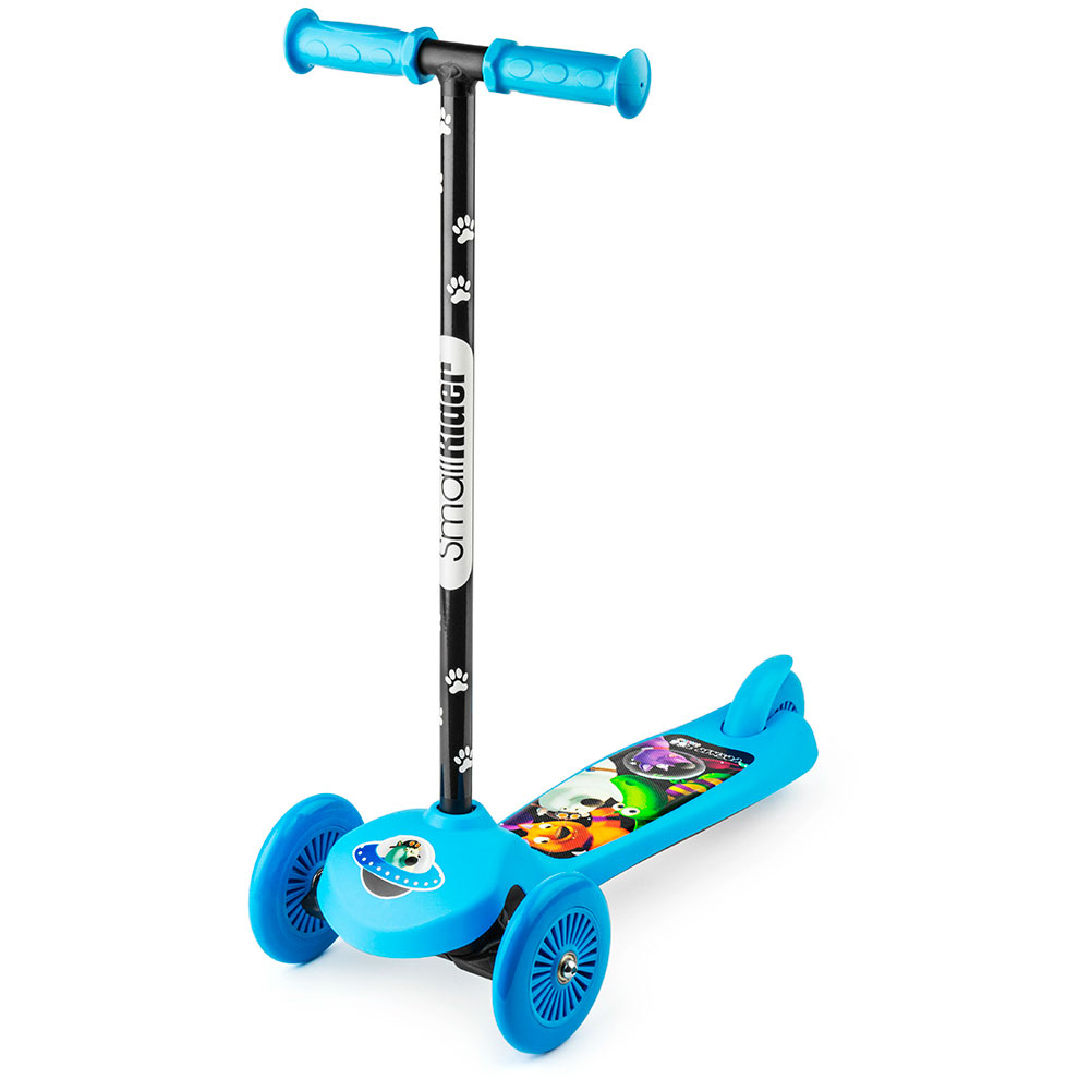 Самокат Small Rider Cosmic Zoo Scooter Blue