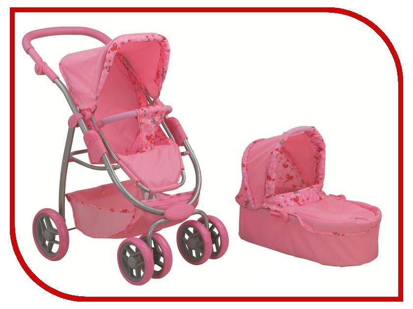 Коляска Buggy Boom Amidea Трансформер 8567C-1 игра buggy boom amidea коляска для кукол трансформер 8563a 1