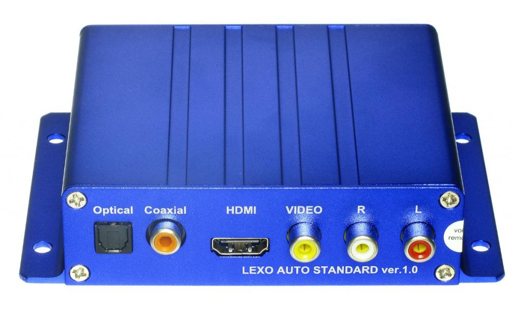 ТВ-тюнер автомобильный Lexo Auto Standard