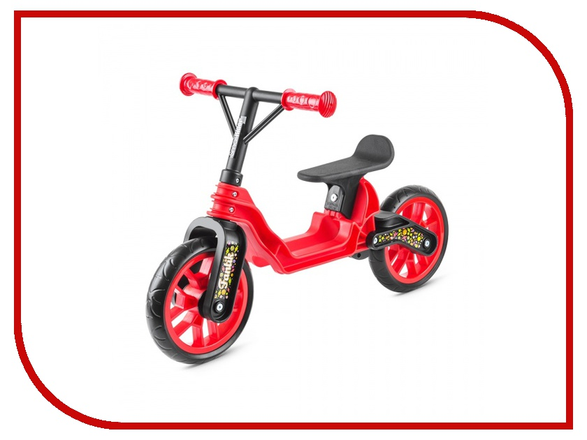 Беговел Small Rider Fantik Red