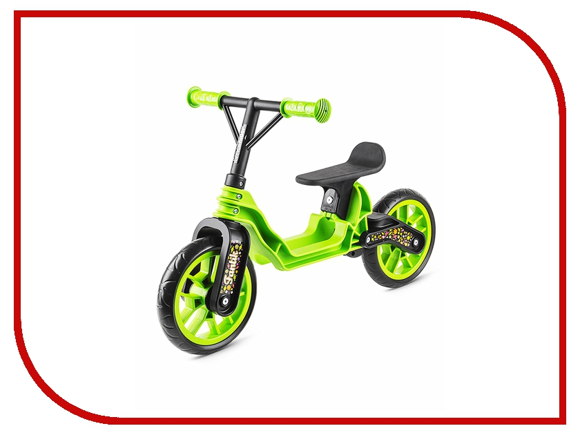 Беговел Small Rider Fantik Green