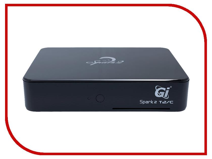 Комплект спутникового телевидения Galaxy Innovations Spark 2 T2/C