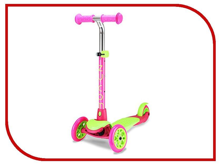 Самокат Zycom Zing Mini Green-Pink zycom zycom самокат детский трехколесный zing mini зелено розовый