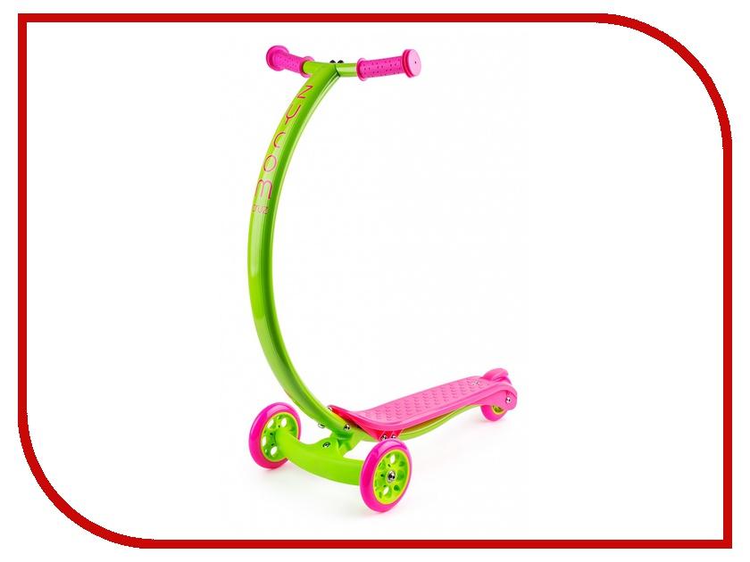 Самокат Zycom Cruz С100 Green-Pink zycom беговел детский zbike цвет белый синий