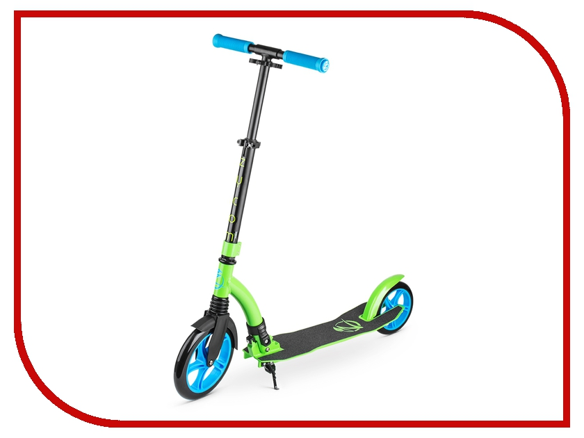 Самокат Zycom Easy Ride 230 Green-Light Blue