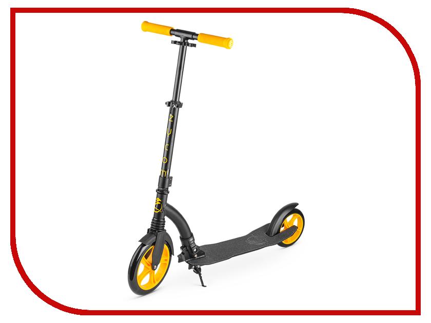 Самокат Zycom Easy Ride 230 Black-Yellow