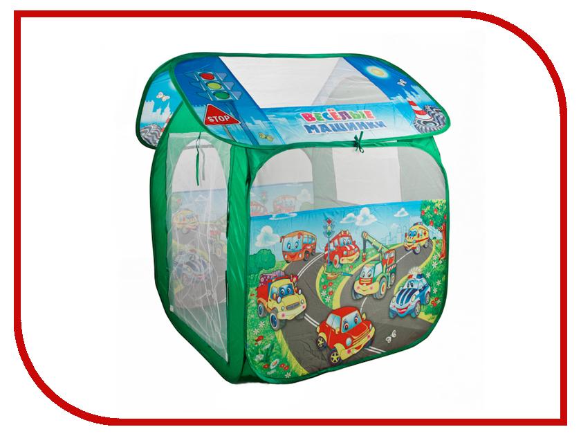 Игрушка Палатка Играем вместе Веселые машинки GFA-AUTO-R