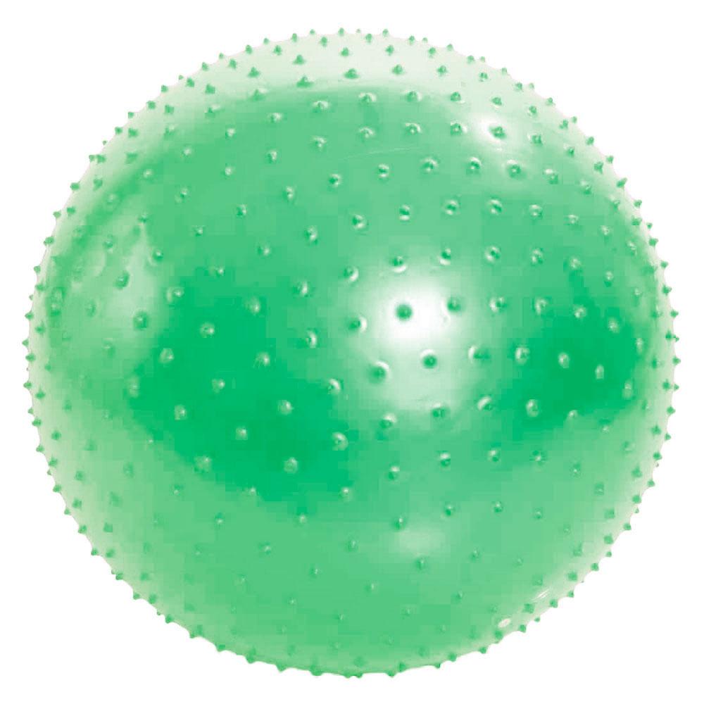 Мяч Тривес игольчатый 85cm Green М-185