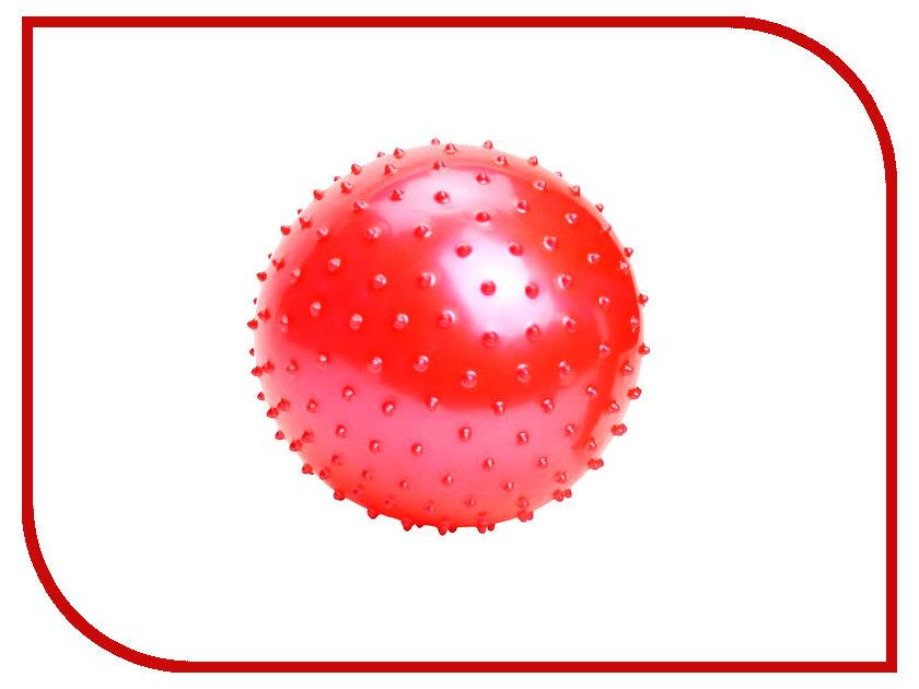 цена на Мяч Тривес игольчатый 65cm Red М-165