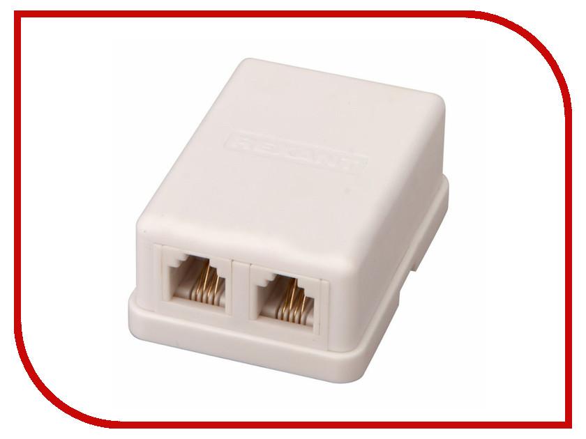 Rexant FD-6024 2х6Р-4С 03-0002-01